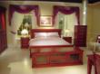 夏格斯红木床