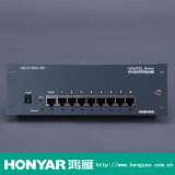 鸿雁9口宽带路由器(Cable/DSL Router)HM10/100M-9RT