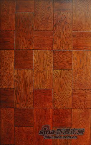 【永吉地板】实木复合炫彩魔方系列——蒙特尔利