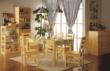 艾森木业名松屋松木系列全实木餐桌