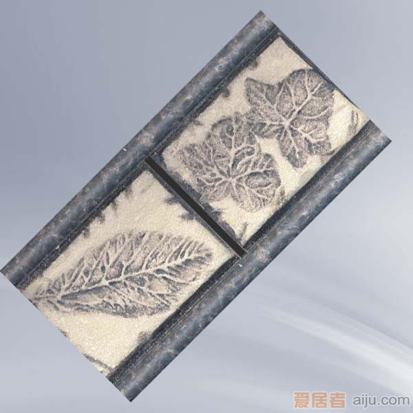嘉俊-艺术质感瓷片-城市古堡系列-DD1504715P(70*150MM)1