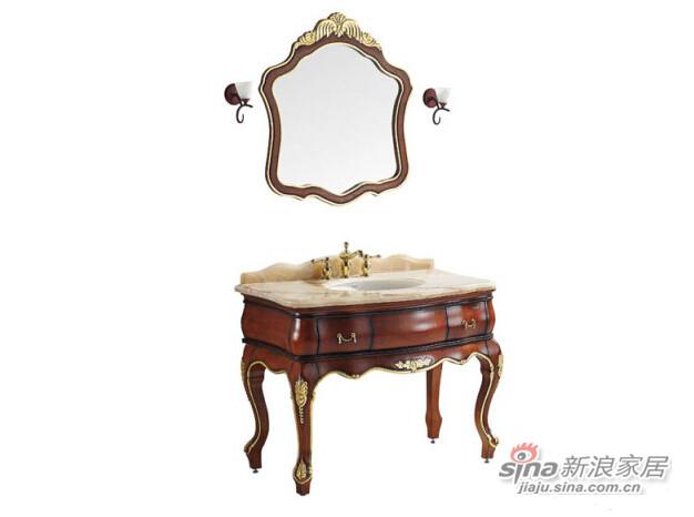 安华卫浴实木柜-anPGM4333-N