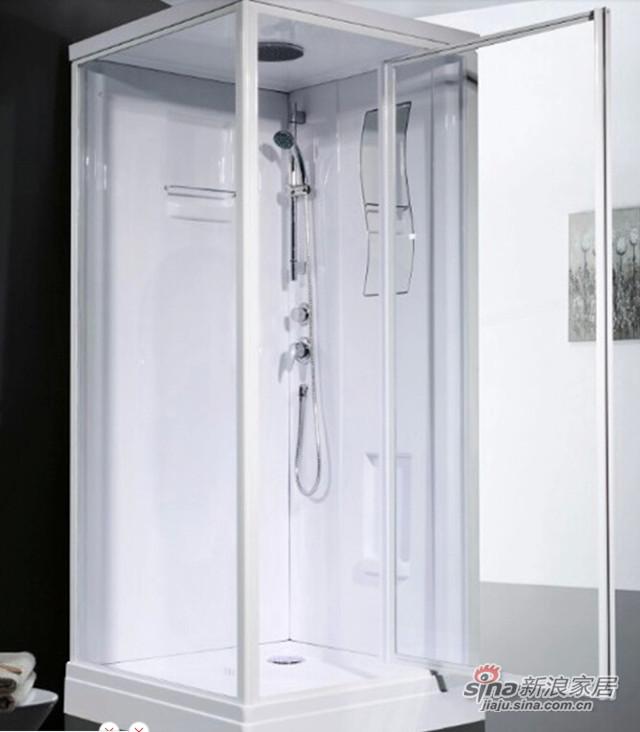 欧路莎简易淋浴房-0