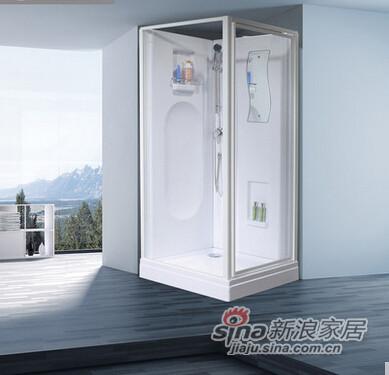欧路莎简易淋浴房-1