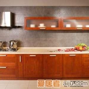 珊嘉橱柜实木面板现代实木(不含台面)