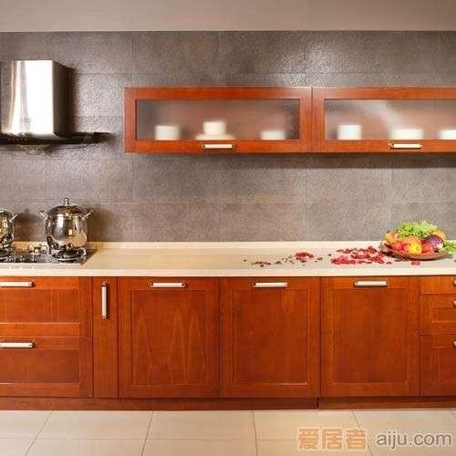 珊嘉橱柜实木面板:现代实木(不含台面)1