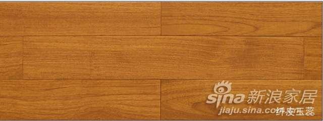 久盛纤皮玉蕊G-16-8实木地板-0
