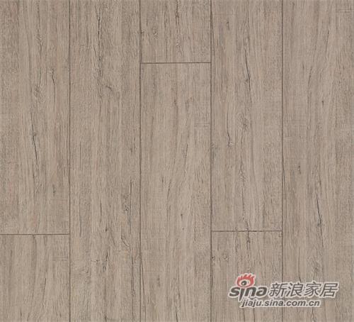 德尔无醛芯强化木地板 皮卡德的橡木 -1