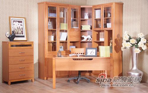 经典樱桃SG―1233书柜-0