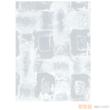 凯蒂纯木浆壁纸-艺术融合系列AW52068【进口】
