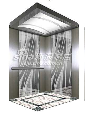 富士电梯800KG家用电梯