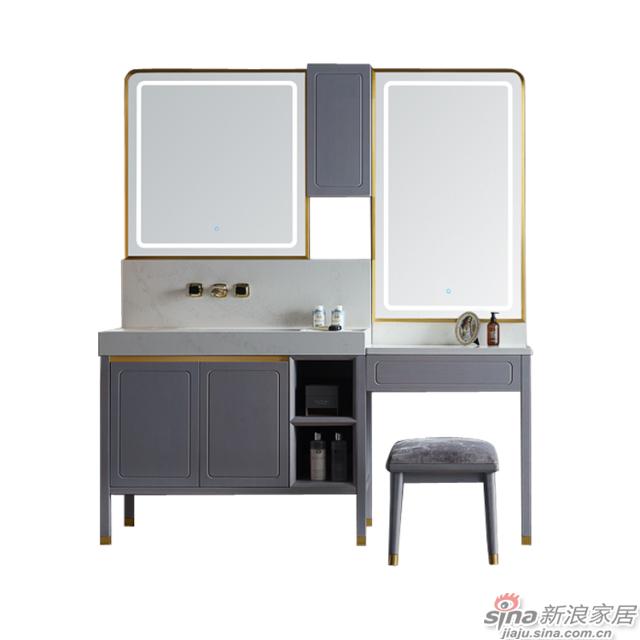 阿洛尼浴室柜-香颂A1200-1