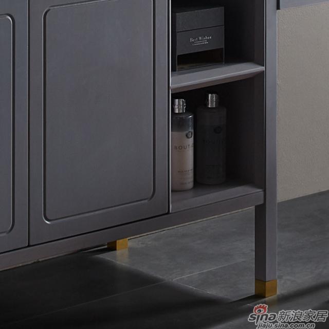阿洛尼浴室柜-香颂A1200-4