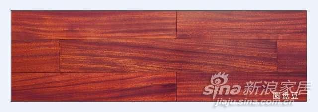 久盛圆盘豆L-11-2实木地板-0