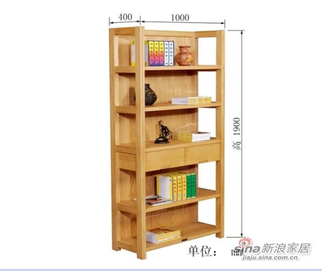 华丰TH203D储物陈列书架-2