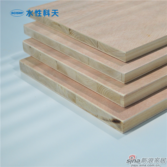 水性细木工板-1