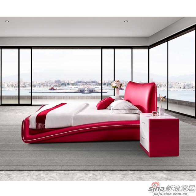 眠之堡•时尚系列MS01软床-2
