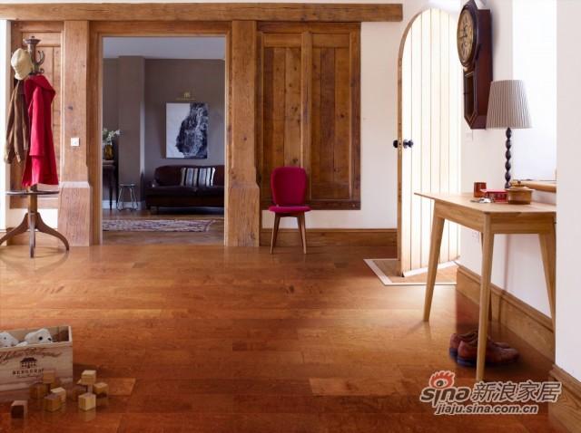 菲林格尔实木复合地板-印妙主义日花语象