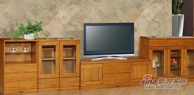华丰TL303D电视柜-2