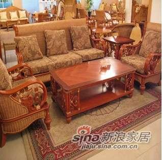 凰家御器藤椅豪华沙发高档沙发组合NH-Y811-0