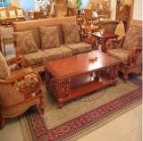 凰家御器藤椅豪华沙发高档沙发组合NH-Y811