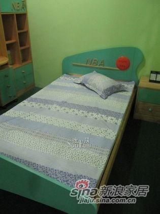 爱心城堡J014-BD1床 -0