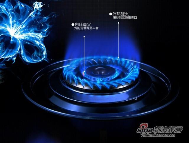樱雪 JZY/T-QM111天然气燃气灶-3