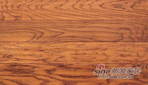 【永吉地板】实木复合仿古毕加索系列——伊夫岛