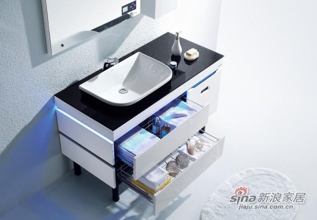 安华卫浴FIO菲尔系列淋浴房-1