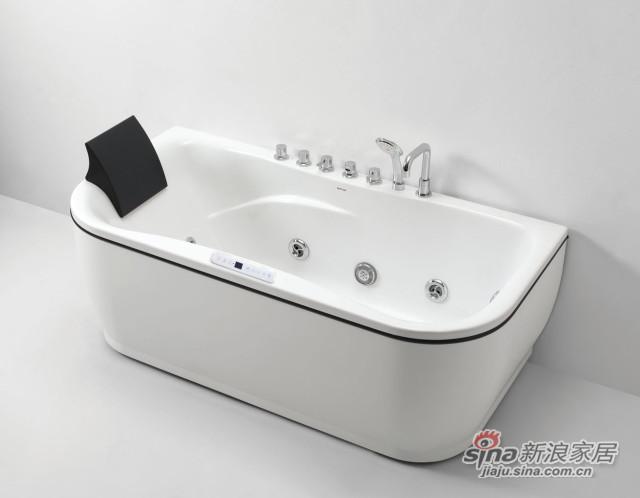 安华卫浴FIO菲尔系列淋浴房-2