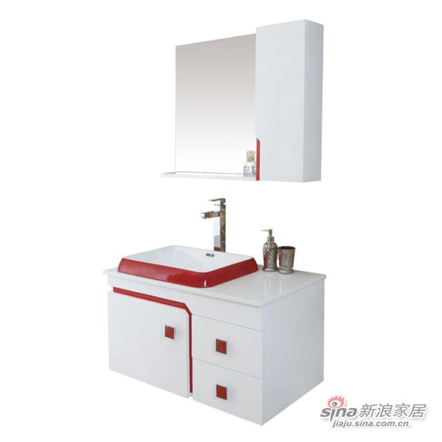环保木浴室柜JNM3403Y4