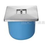 百德嘉五金龙头挂件-H768001 组合垃圾桶