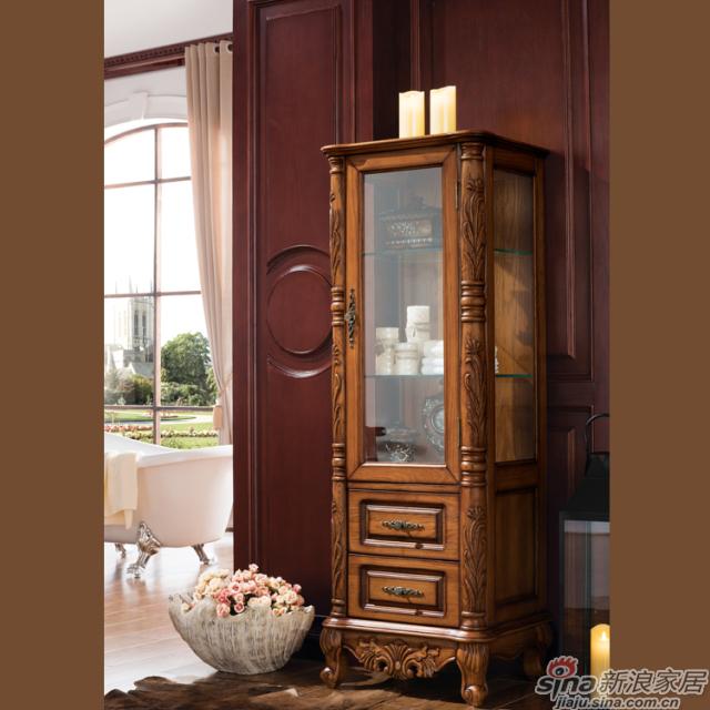 阿洛尼浴室柜-欧式仿古柜-A1610-2