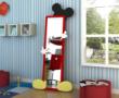 迪士尼顽皮系列 彩色板式穿衣镜