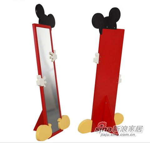 迪士尼顽皮系列 彩色板式穿衣镜-2