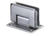 雅洁AG5110C-12(新)A0度玻璃门铰+尼龙镍