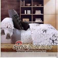 紫罗兰家纺床上用品全棉活性印花四件套四季花VPEA378-4-0