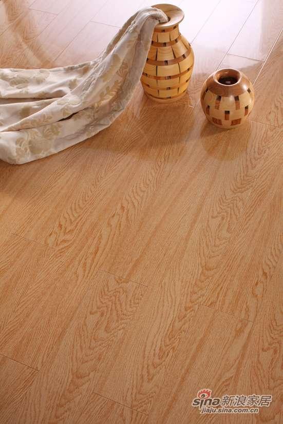 富得利强化地板浪漫12806-0