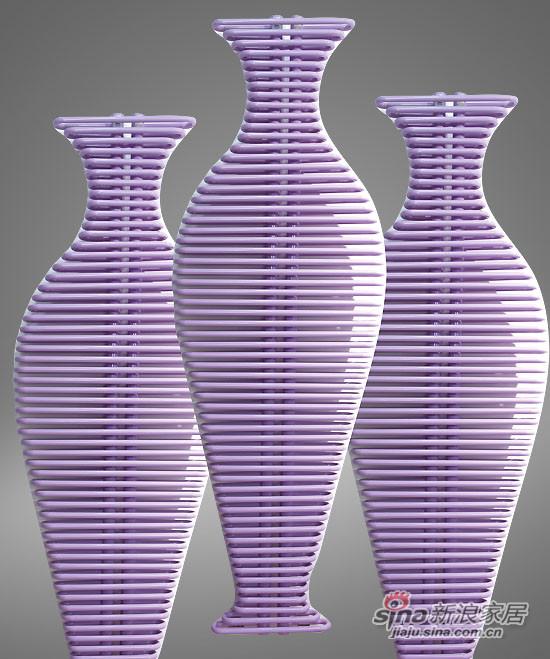 造型暖气片花瓶