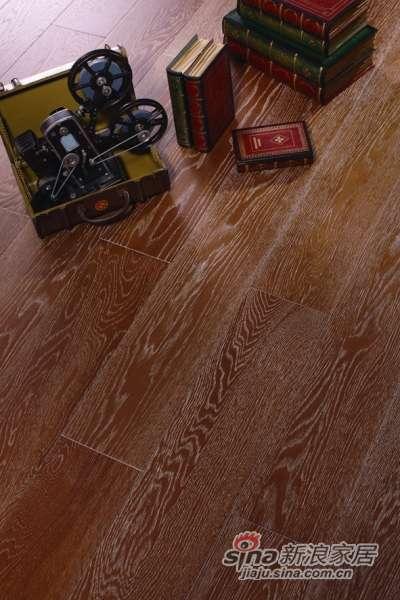 富得利实木地板(欧洲橡木)马赛往事FA-0140-E 伍-0