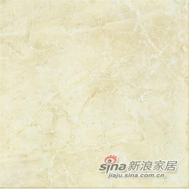 金意陶瓷砖西米黄全抛釉墙-2