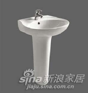 美加华立柱盆MP-3805/ML-9805-0