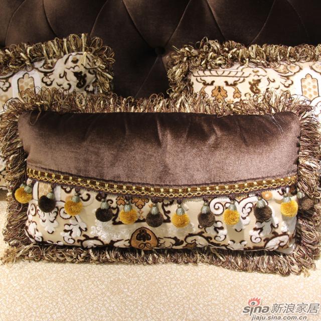 圣洛克经典款685001-2沙发细节