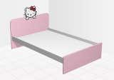 Hello Kitty百变HELLO KITTY床