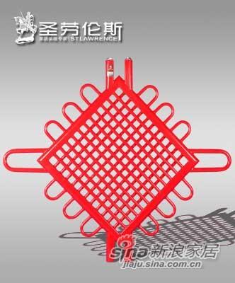 造型暖气片中国结-2