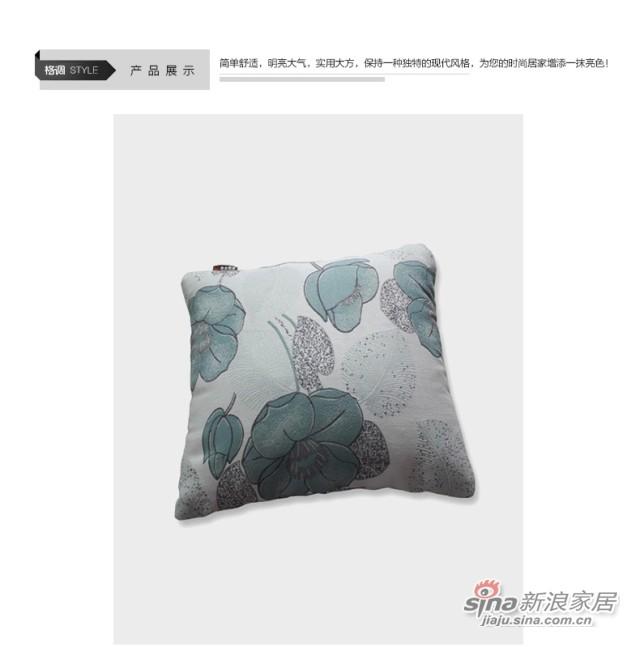 格调沙发随机抱枕-0