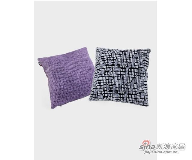 格调沙发随机抱枕-2
