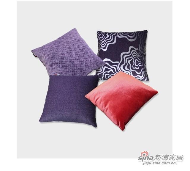 格调沙发随机抱枕-3
