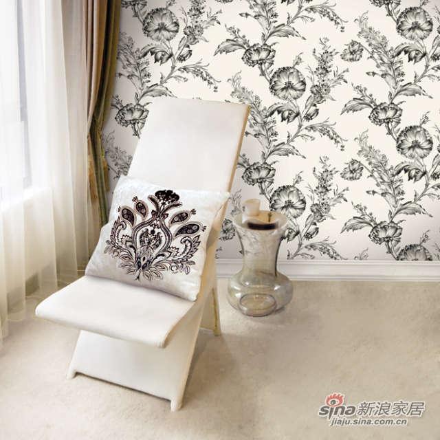 布鲁斯特壁纸 白银帝国 13a-gm11100-0