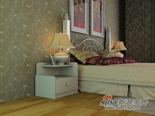 好莱客CTGB床头柜-2